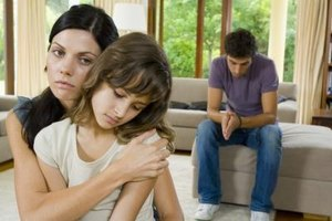 Moving out of state after a breakup must be approved when children are involved.