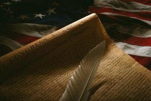 Constitution Activities for Middle School