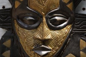 African Mask School Project Ideas