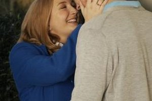 How to get husband to be more affectionate