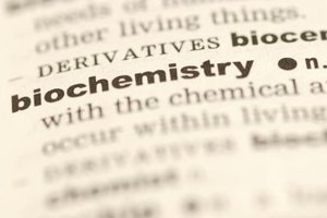 the differences between chemistry biochemistry synonym