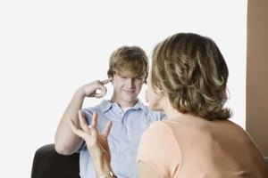 Modifying your approach to your teenage son can positively impact his behavior