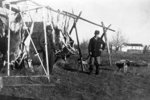 How to Build a Deer Hoist