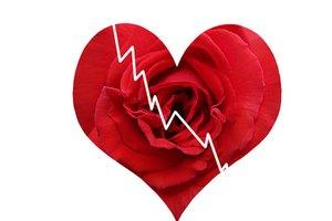 Broken hearts will mend.