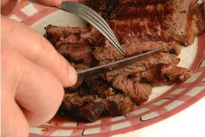 How to Cook a New York Strip Steak Medium