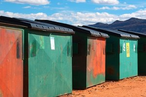 Legal Dumpster Diving in California