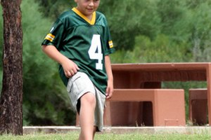 Normal activities such as sports can help a child deal with grief.