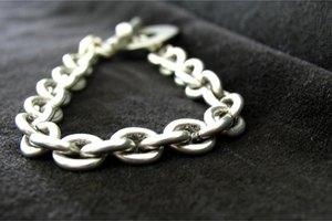 Real Versus Fake Tiffany Charm Bracelet