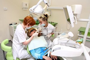 Red Cross Dental Assistant Training