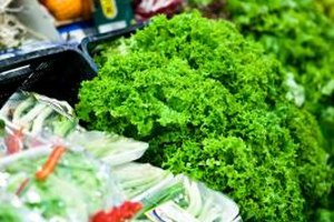 Find kale in the produce aisle of your grocery store.