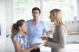 Resolving family conflict builds stronger relationships and leads to a healthier family.