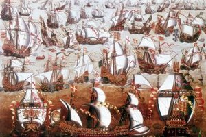 Spanish Armada Facts for Kids