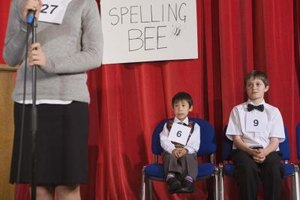 Spelling Bee Competition Rules
