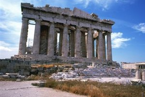Greek Architecture on Modern Buildings in the U.S.