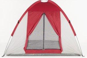Northwest Territory Tent Setup Instructions