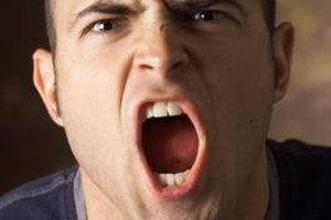 Verbal abuse can cause feelings of worthlessness.