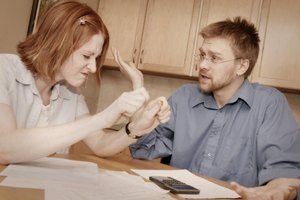 Deal with money problems in your marriage