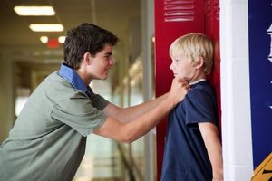 Bullies can be found in school hallways as well as workplaces.