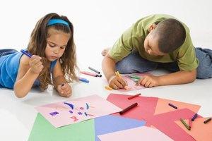 Kindergarten Glyph Activities