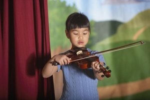 How to Teach Children to Play the Violin