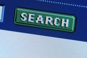 Online searches can help locate a deceased person's last known address.