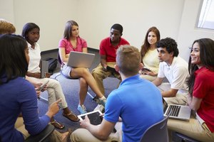 Small Group Topics for Teens