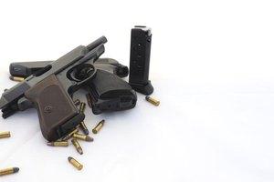 How to Clean a Beretta 92FS Pistol