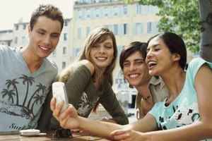 Group dates can help you feel more comfortable, especially if you're on a first date.