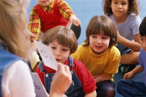 Lesson Plans for Special Needs Preschoolers
