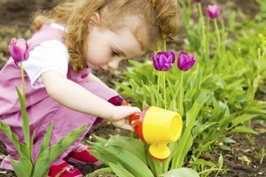 How to Teach Preschoolers About Spring