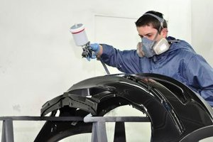 Schools for Auto Body Work & Painting