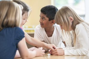 Trust-Building Games for Children