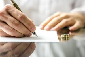 Complete the necessary paperwork for service by publication.