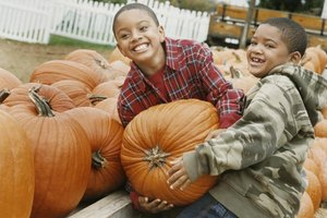 Cute 5th Grade Pumpkin Math Activities