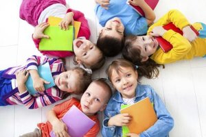 How to Create a Curriculum Web With Lesson Plans for Preschoolers