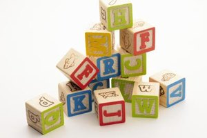 How to Make ABC Blocks
