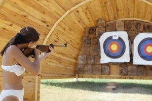 How to Build a Target Backstop for Pellet Guns