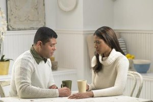 A calm, serious discussion about your plans for the relationship could help your relationship move forward.