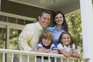 Keep family members in the loop with a family newsletter.