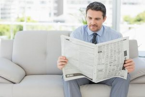 How to End a Newspaper Article