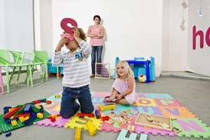Educational Programs for 2 and 3 Year Olds