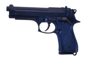 How to Disassemble a Star Firestar Pistol