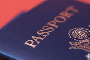 Passports for School Projects