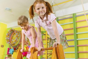 What Should a Kindergarten Gym Class Look Like?