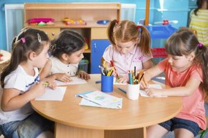 How to Run Learning Center Activities in a Kindergarten Classroom