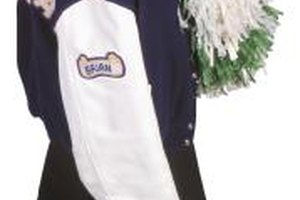 How to Replace a Letterman Jacket