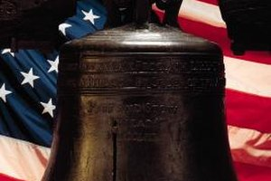 Ideas for a Liberty Bell School Project