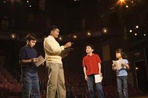 Teaching Kids Basic Drama or Theatre Skills