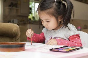 Objectives for Art Activities for Preschoolers