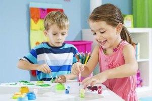 Preschool Cognitive Goals & Objectives